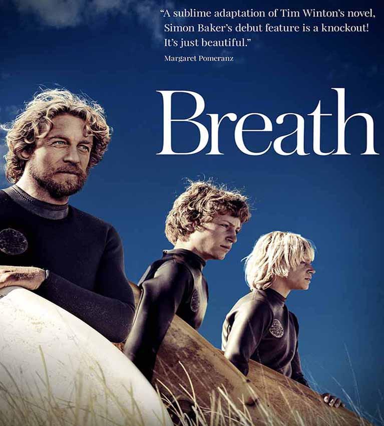 Breath Movie Poster
